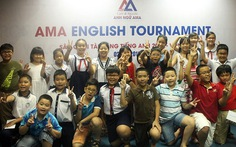 42 học sinh vào vòng chung kết toàn quốc cuộc thi Tài năng tiếng Anh AMA
