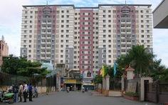 Nhiều chung cư chưa nghiệm thu PCCC đã đưa dân vào ở