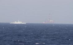 Trung Quốc ngang ngược nói giàn khoan hoạt động trong vùng biển của họ