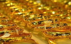 Giá vàng tăng vọt vì FED chưa tăng lãi suất