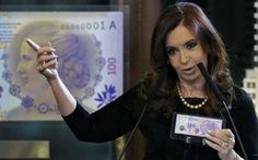 Cựu Tổng thống Argentina bị buộc tội rửa tiền