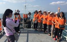 Khởi hành tour du lịch đầu tiên đến quần đảo Thổ Chu