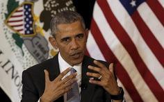 Ông Obama thừa nhận Lybia là sai lầm lớn nhất nhiệm kỳ