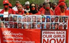 Nữ sinh bịBoko Harambắt cóc cầu xin chính phủ giảicứu