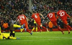 """""""Đây là trận đấu hay nhất năm của Liverpool"""""""