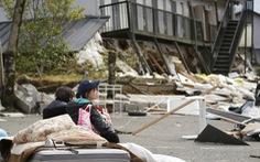 Nhật Bản chạy đua với thời gian cứu hộ người bị nạn
