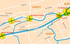 3.412 tỉ đồng xây dựng cầu Bình Tiên