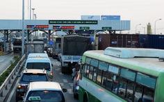 Phí đầu tư cao, khó kéo giảm mức thu phí đường bộ