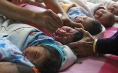 Ấn Độ phá ổ mua bán trẻ emtrong bệnh viện