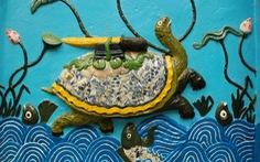 Bắt đầu nhựa hóa xác rùa hồ Gươm