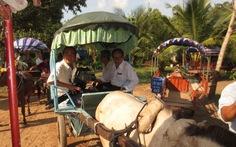 Về Bến Tre đi xe ngựa ăn kẹo dừa