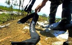 Phiến quân Hồi giáo Philippines chặt đầu con tin người Canada