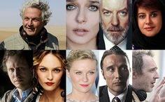 Kirsten Dunst ngồi ghế giám khảoLHP Cannes 2016