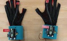 Găng tay chuyển từ ngôn ngữ ký hiệu sang tiếng nói cho người khuyết tật