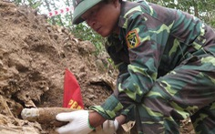 500 tấn bom trong lòng Đà Nẵng
