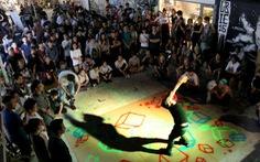 Có một Sài Gòn trẻ trung qua hip hop