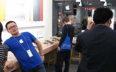 iPhone trở thành tên của giỏ xách, ví da