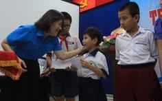 """Ngày hội """"Cử tri trẻ TP.HCM"""" tại quận 7"""