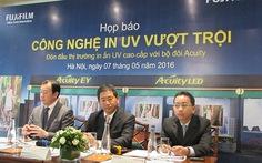 Fuji Xerox Việt Nam ra mắt máy in giá gần 3 tỷ đồng