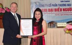 Công ty Tân Thanh đạt chứng chỉ ISO 9001:2015