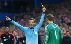 Điểm tin sáng 11-5: Trọng tài Clattenburg bắt chính trận chung kết Champions League