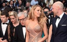 Sao nữ mang bầuBlake Lively mặc đẹp nhất ngày khai mạc Cannes