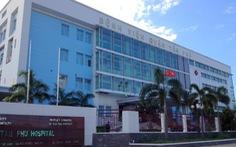Bệnh viện quận phẫu thuật ung thư dạ dày