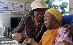 Người phụ nữ thọ nhất thế giới qua đời ở tuổi 116