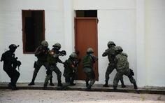 Hải quân, đặc công VN hoàn thành xuất sắc diễn tập chống khủng bố