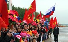 Thủ tướng đến Matxcơva, bắt đầu thăm chính thức LB Nga