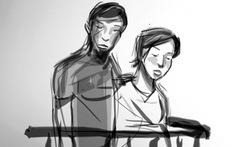 Hoãn xử vụ hai thiếu niên giật bánh mì