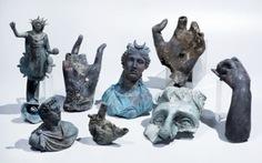 Israel phát hiện xác tàu 1.600 tuổi cùng kho cổ vật