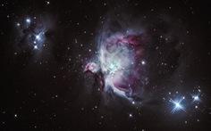 Bộ ảnh thiên văn của chàng sinh viên kiến trúc