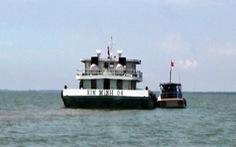 Tạm giữ tàu chở hơn 2 triệu lít xăng không rõ nguồn gốc