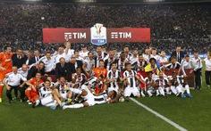 Điểm tin sáng 22-5: Juventus vô địch Cúp quốc gia Ý