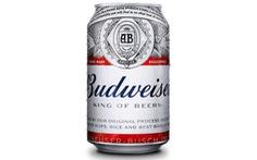 Diện mạo mới của biaBudweiser