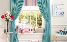 Cách chọn màu sắc rèm cửa theo phong thủy