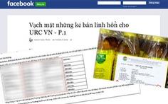 Facebook Ngoc Nga Tran không có thông tin người sử dụng