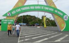 Khai mạc Hội chợ thương mại quốc tế Tịnh Biên 2016