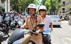 Không để xảy ra ùn tắc giao thông trong kỳ thi THPT quốc gia