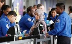 An ninh sân bay Mỹ càng kỹ, càng rối