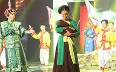 Cô gái hát dân ca đoạt Quán quân Hát vui - Vui hát