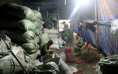 Phạt cơ sở sản xuất trà mất vệ sinh36,3 triệu đồng