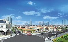 Cơ hội sở hữu nhà phố thương mại Golden Center City