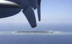 Trung Quốc tuyên bố tập trận trên biển với Mỹ