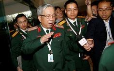 Thượng tướng Nguyễn Chí Vịnh:An ninh khu vực vẫn tiềm ẩn phức tạp