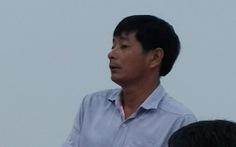 Tàu chìm trên sông Hàn, đình chỉ giám đốc Cảng vụ Đà Nẵng