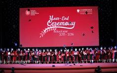 Một năm bội thu của học sinh VAS