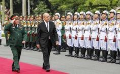 Việt - Pháp hướng tới đối thoại chiến lược quốc phòng