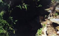 Tìm được thi thể 1 nạn nhân kẹt trong hầm khai thác vàng